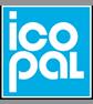 Logoen til icopal.