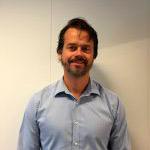 Portrettbilde av ansatte Bengt.